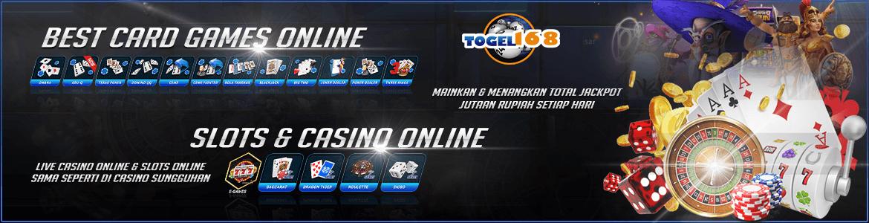 Card Games & Slot Online